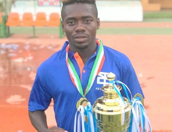 Super Ligue 2018-2019 : le Togolais Sewonou Kodjo sacré champion