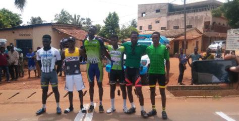 Togo : 6 cyclistes retenus pour le tour du Congo Brazzaville