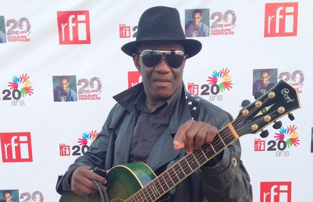 Décès de l'artiste togolais Jimi Hope