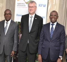 Décentralisation : l'Allemagne appui le Togo à hauteur de 8.5millions d'euros