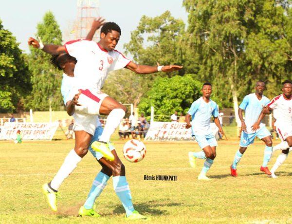 Foot D1 : Unisport solide leader, Gomido FC à bout de souffle