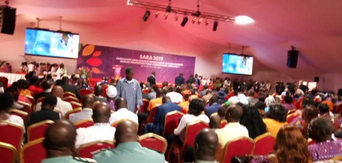 SARA 2019 : les producteurs agricoles Togolais rentrent satisfaits