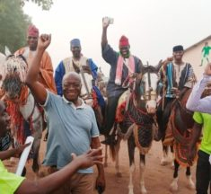 Dr Kampatibe fait le point de la campagne électorale du parti ADDI