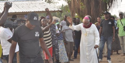 Togo : Mgr Kpodzro et Agbeyomé surpris par des 'propos mensongers' du Gal Yark
