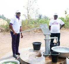 Société : BATIR rénove six forages d'eau pour les populations de ATTI ATOVOU